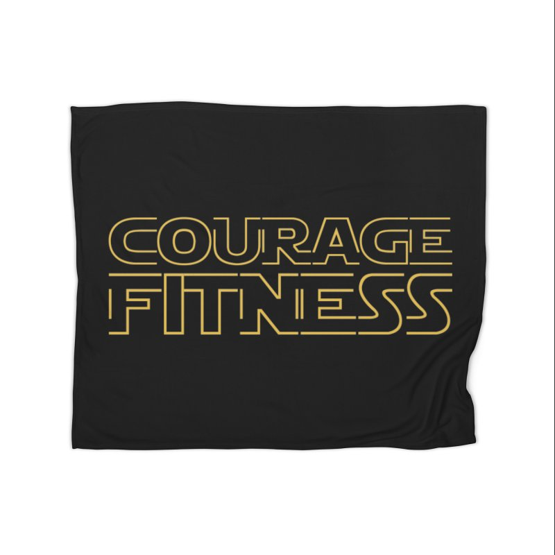 A New Hope Home Blanket by Courage Fitness Durham