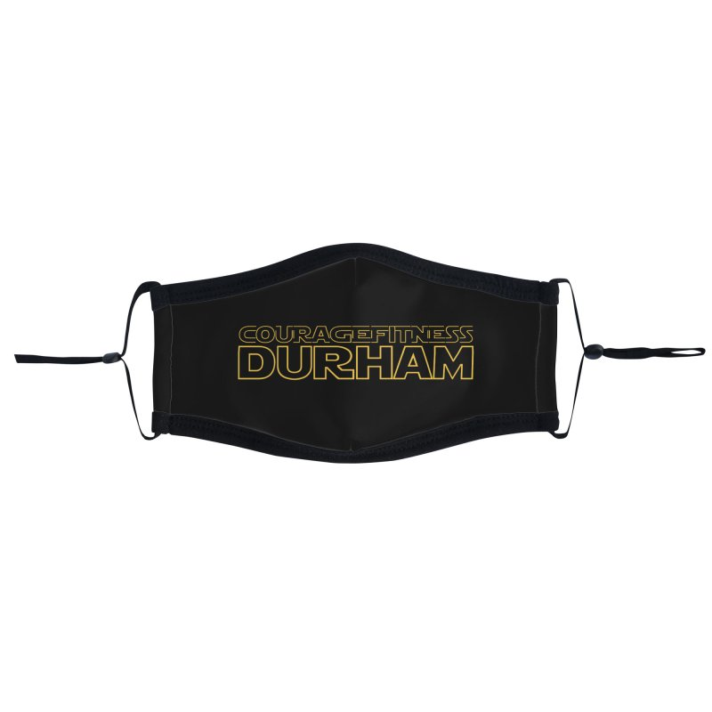 Star Wars Accessories Face Mask by Courage Fitness Durham