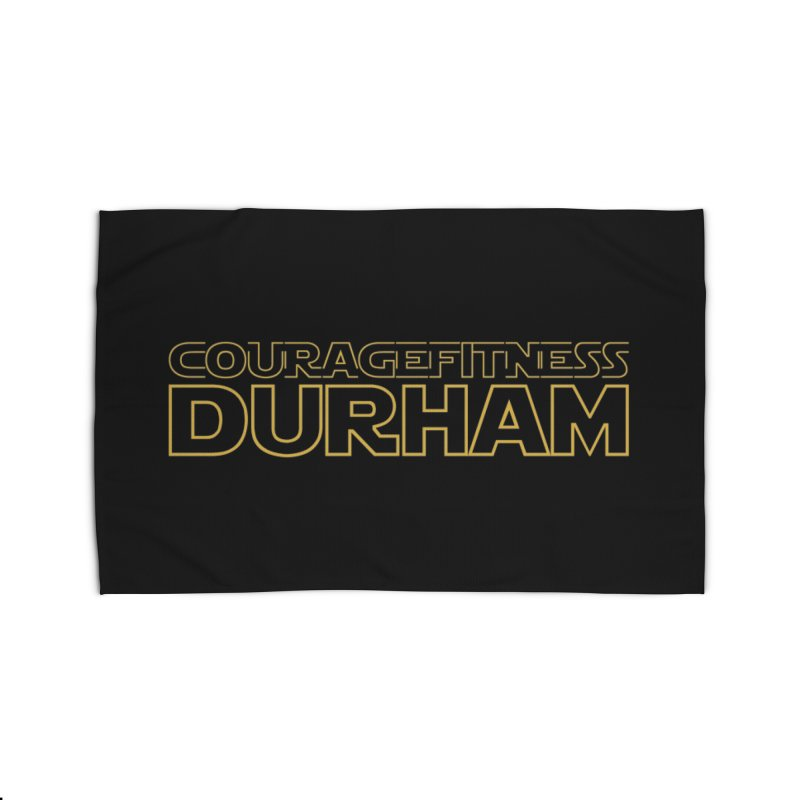 Star Wars Home Rug by Courage Fitness Durham