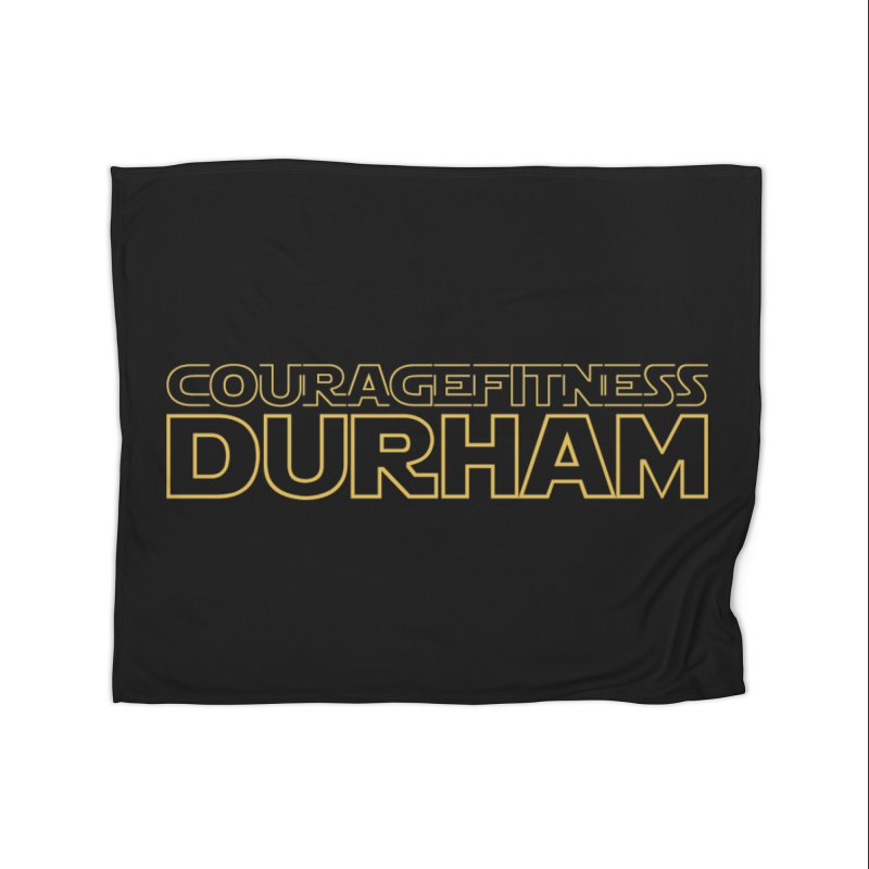 Star Wars Home Blanket by Courage Fitness Durham