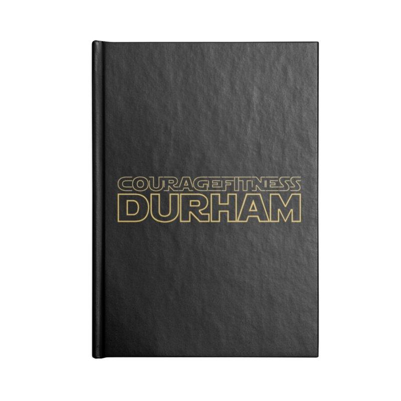 Star Wars Accessories Notebook by Courage Fitness Durham