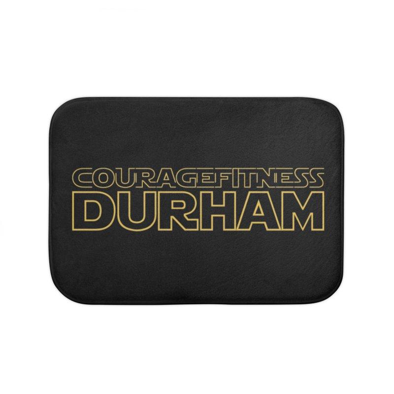 Star Wars Home Bath Mat by Courage Fitness Durham