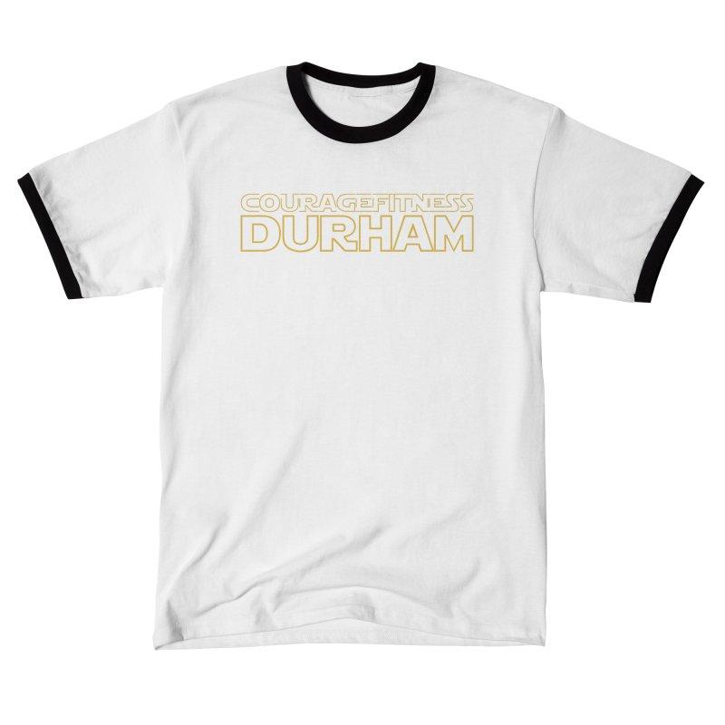 Star Wars Men's T-Shirt by Courage Fitness Durham