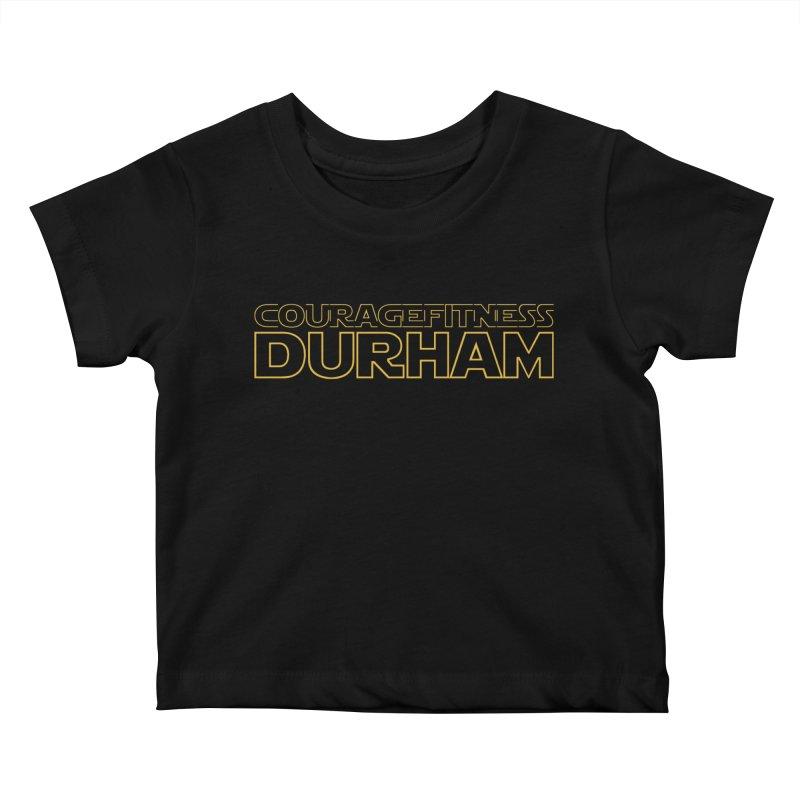 Star Wars Kids Baby T-Shirt by Courage Fitness Durham