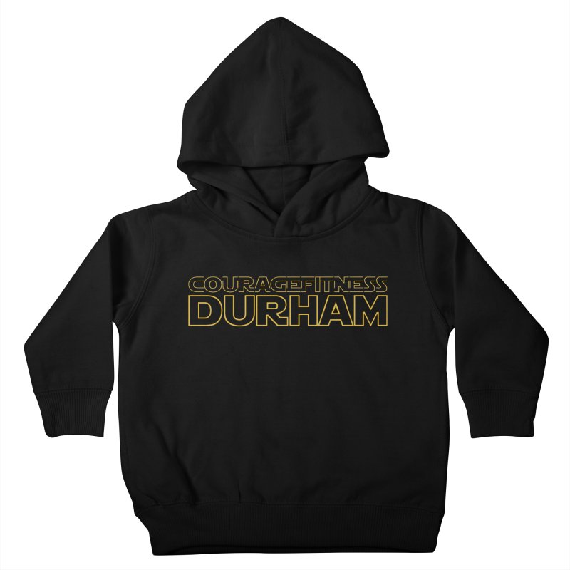 Star Wars Kids Toddler Pullover Hoody by Courage Fitness Durham