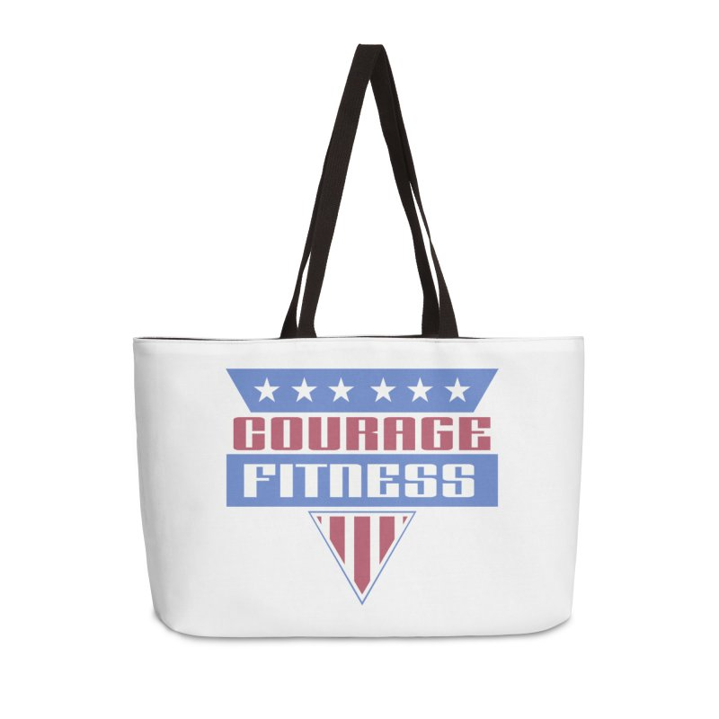 Gladiators Accessories Bag by Courage Fitness Durham