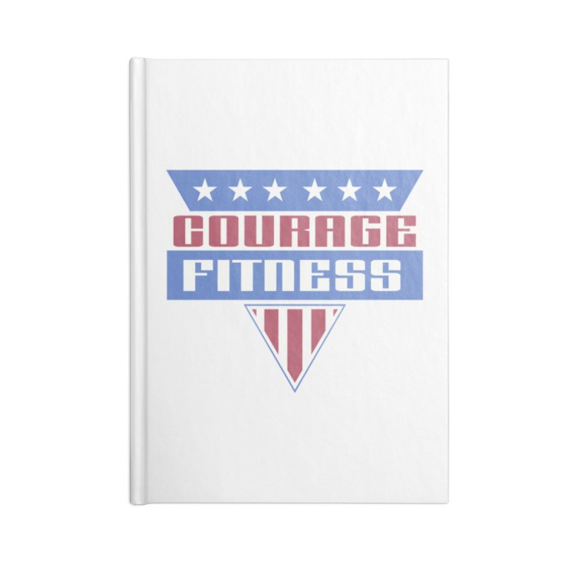 Gladiators Accessories Notebook by Courage Fitness Durham