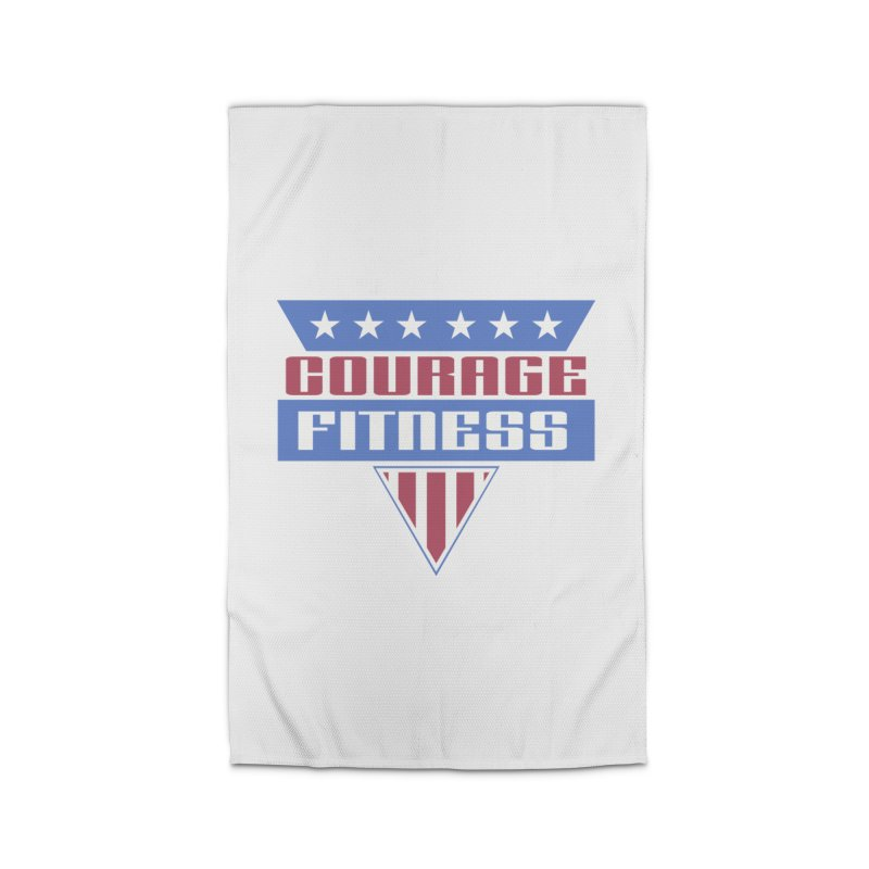 Gladiators Home Rug by Courage Fitness Durham