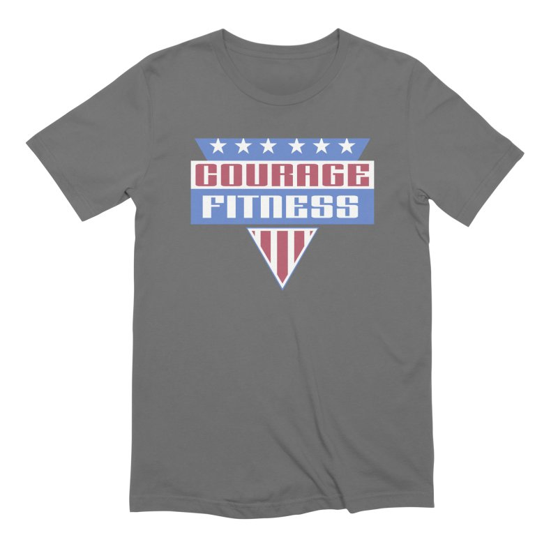 Gladiators Men's T-Shirt by Courage Fitness Durham