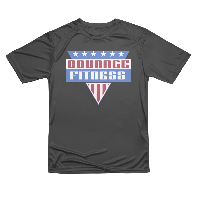 Gladiators Women's T-Shirt by Courage Fitness Durham
