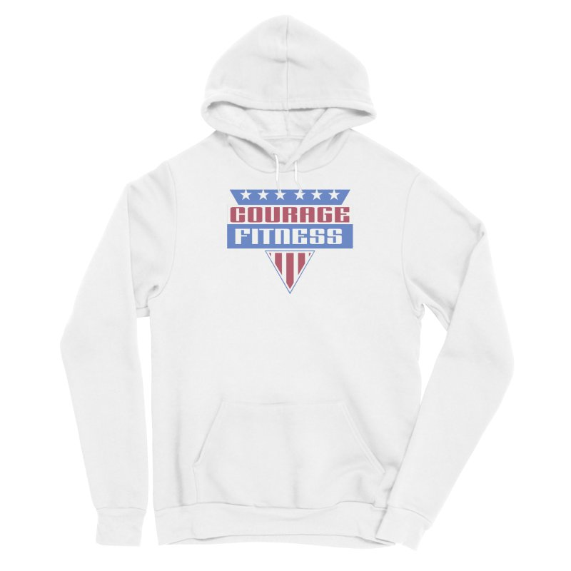 Gladiators Men's Pullover Hoody by Courage Fitness Durham