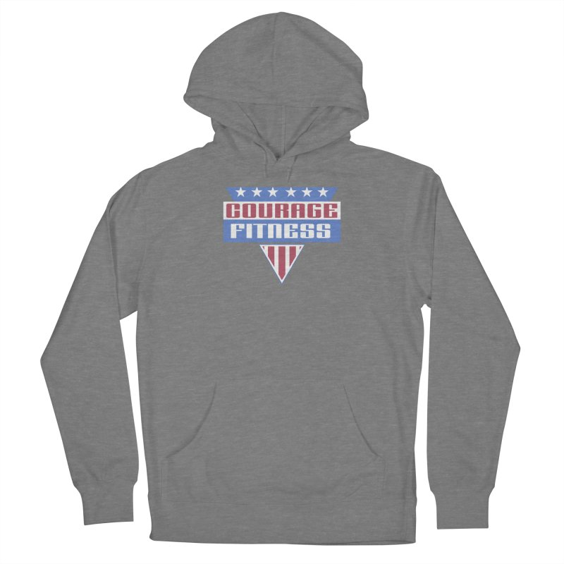Gladiators Women's Pullover Hoody by Courage Fitness Durham