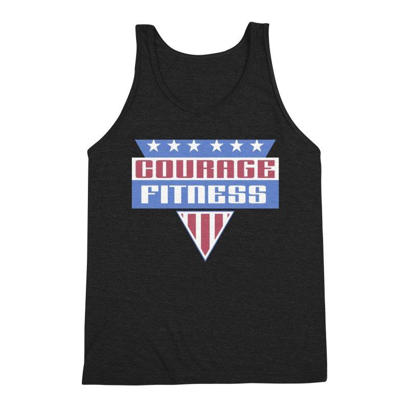 Gladiators Men's Tank by Courage Fitness Durham