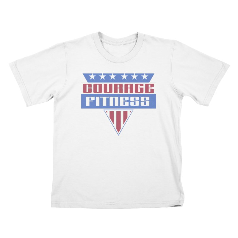 Gladiators Kids T-Shirt by Courage Fitness Durham