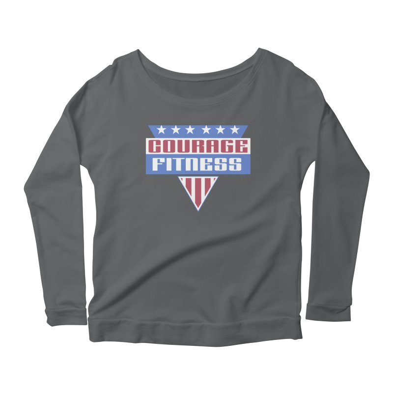 Gladiators Women's Longsleeve T-Shirt by Courage Fitness Durham