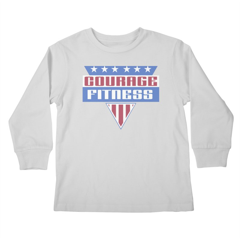 Gladiators Kids Longsleeve T-Shirt by Courage Fitness Durham