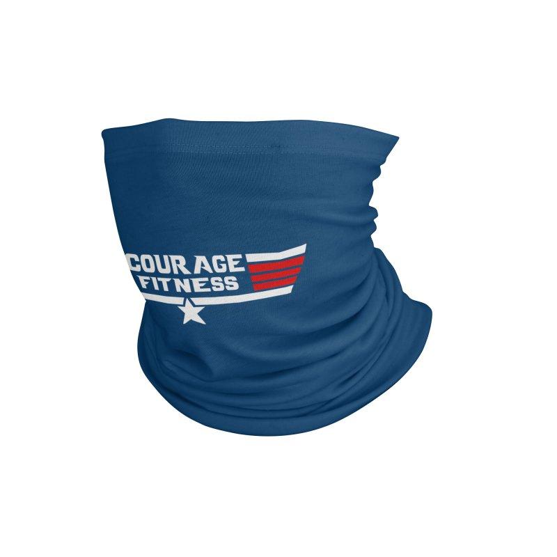Top Gun Accessories Neck Gaiter by Courage Fitness Durham