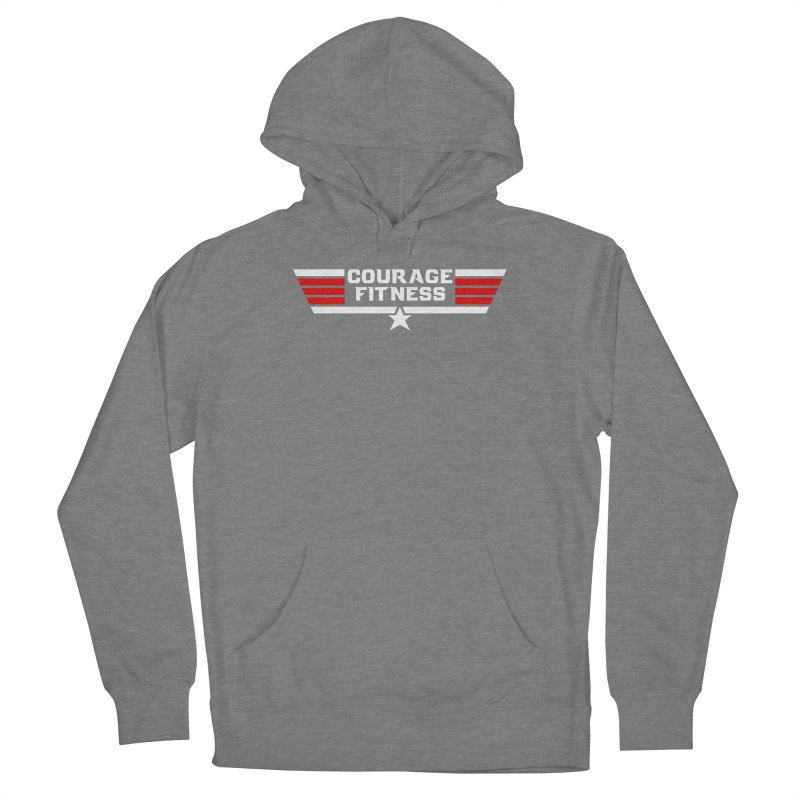 Top Gun Women's Pullover Hoody by Courage Fitness Durham