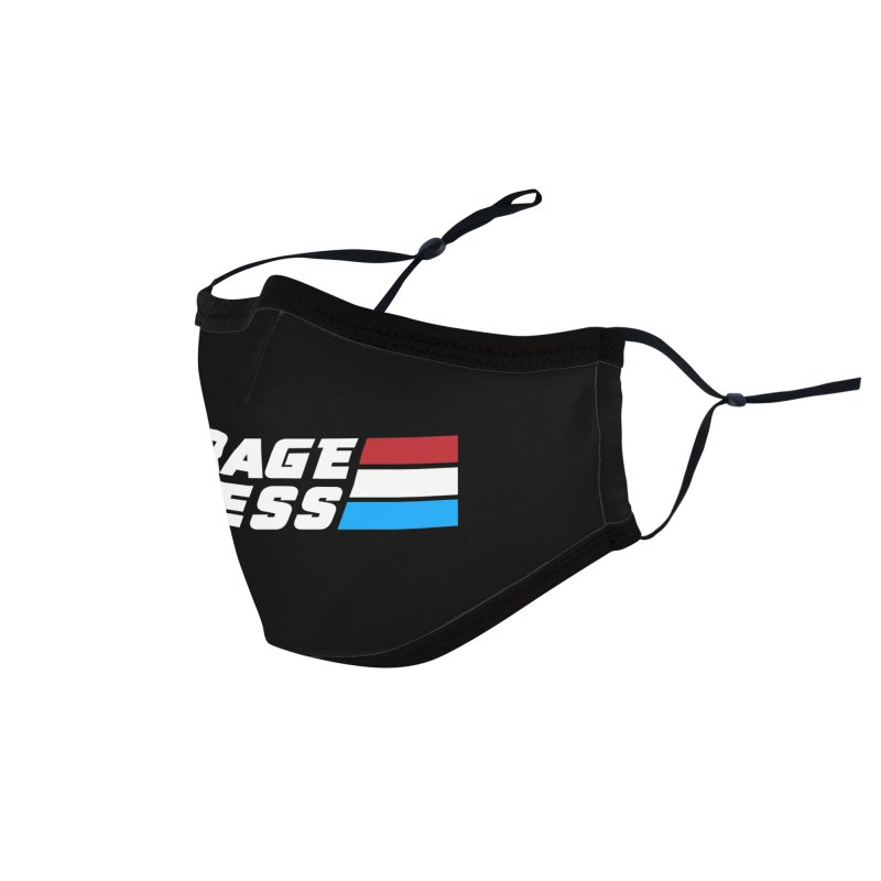 GI Joe 1 Accessories Face Mask by Courage Fitness Durham