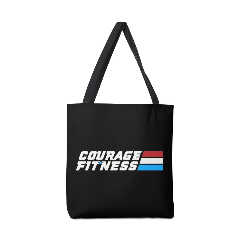 GI Joe 1 Accessories Bag by Courage Fitness Durham
