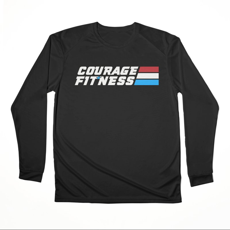GI Joe 1 Women's Longsleeve T-Shirt by Courage Fitness Durham