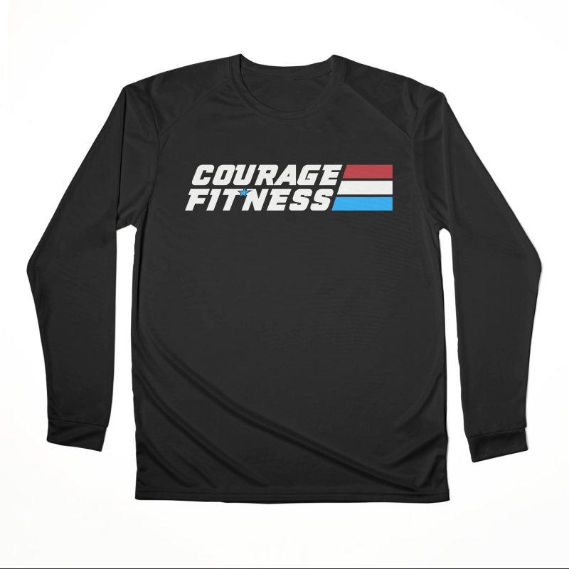 GI Joe 1 Men's Longsleeve T-Shirt by Courage Fitness Durham
