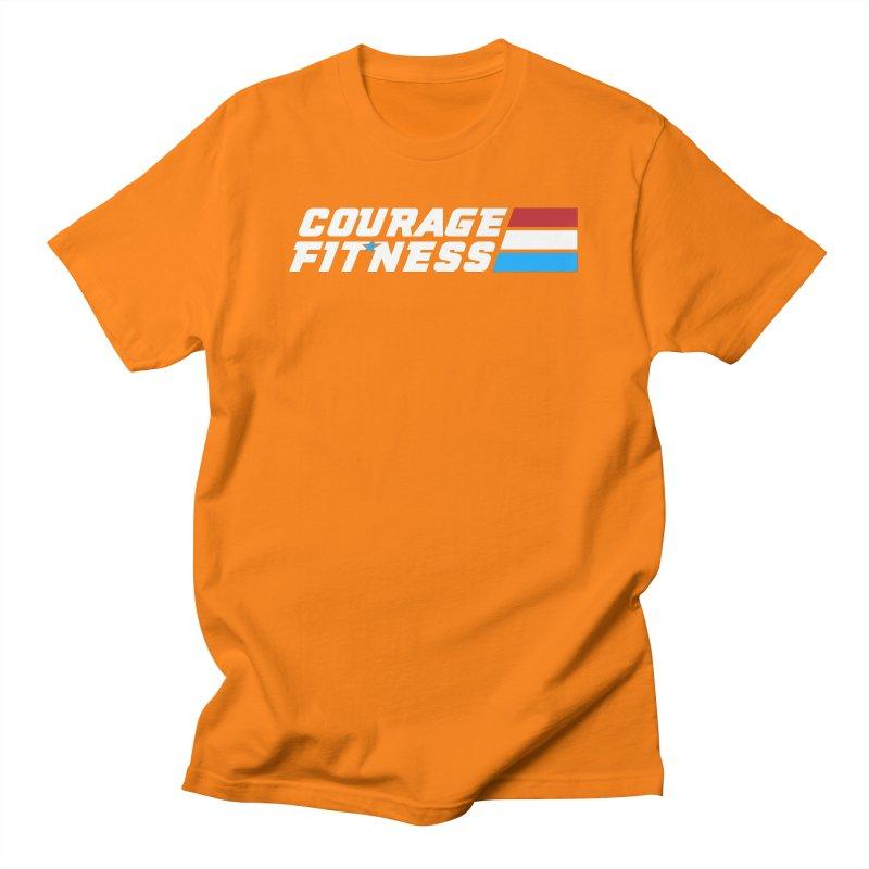GI Joe 1 Men's T-Shirt by Courage Fitness Durham