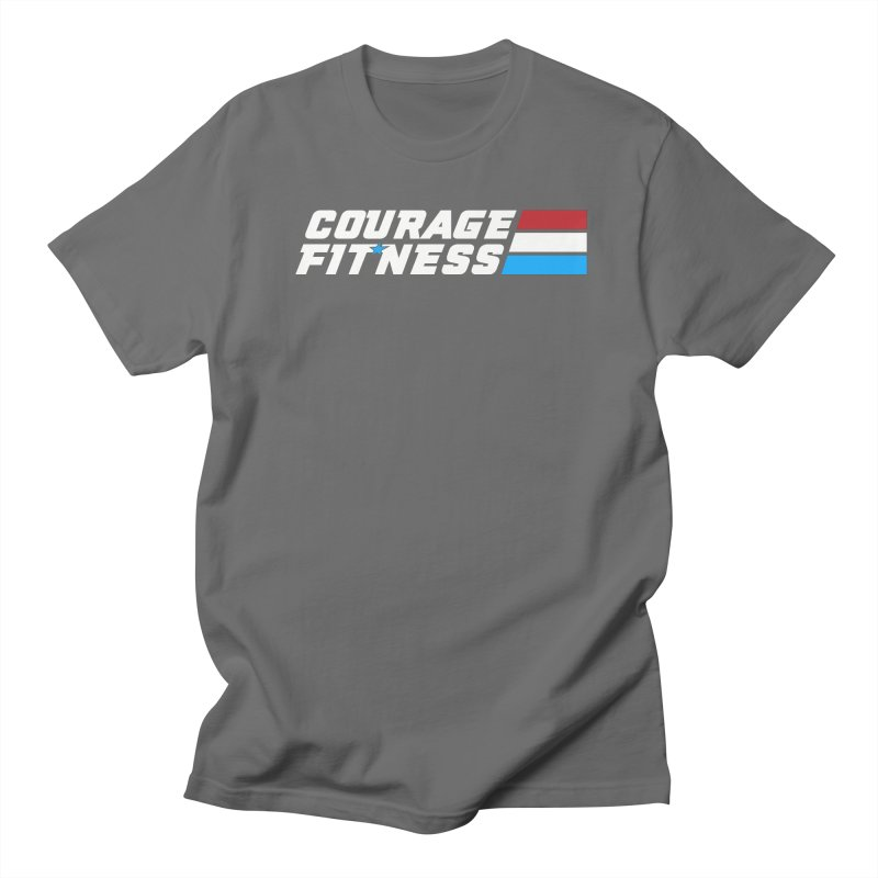 GI Joe 1 Men's T-Shirt by Courage Fitness Durham