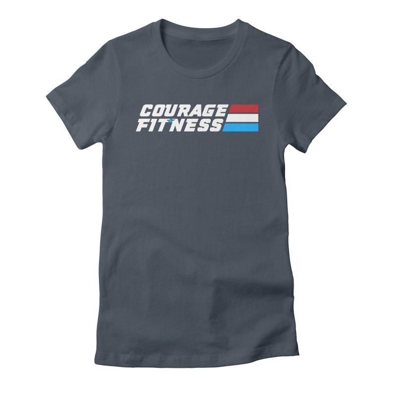 GI Joe 1 Women's T-Shirt by Courage Fitness Durham