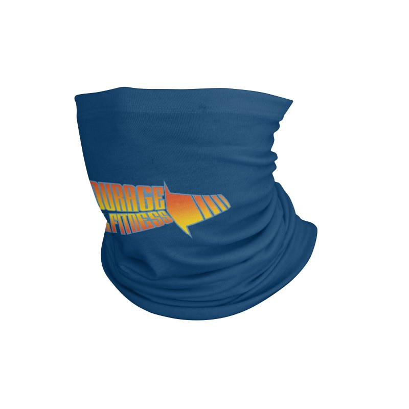 Back To The Future Accessories Neck Gaiter by Courage Fitness Durham