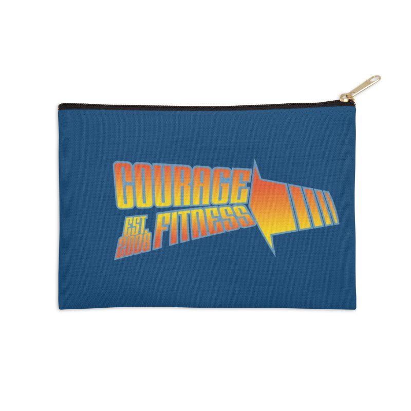 Back To The Future Accessories Zip Pouch by Courage Fitness Durham