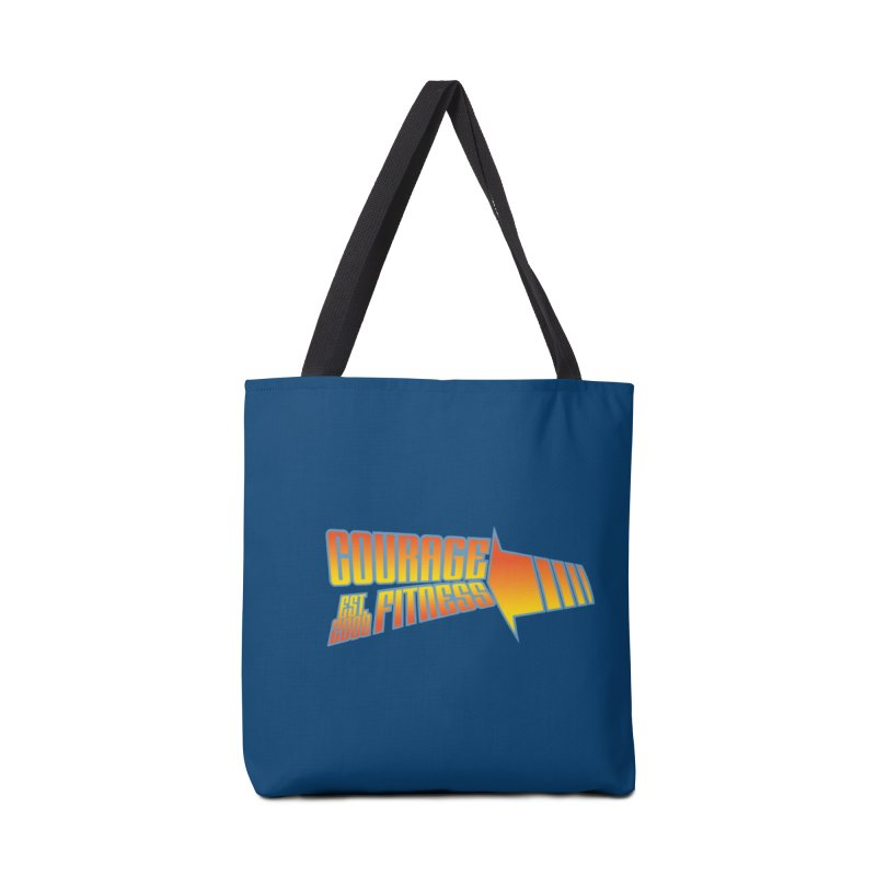 Back To The Future Accessories Bag by Courage Fitness Durham