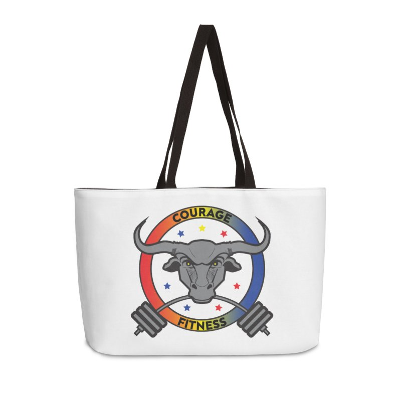 Courage Fitness Color Accessories Bag by Courage Fitness Durham