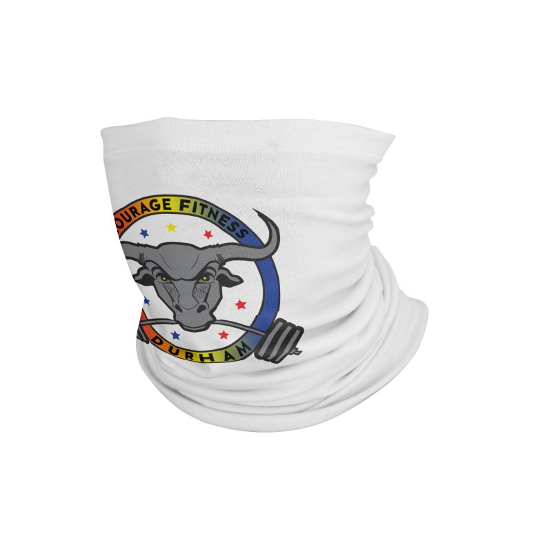 Courage Fitness Durham Color Accessories Neck Gaiter by Courage Fitness Durham