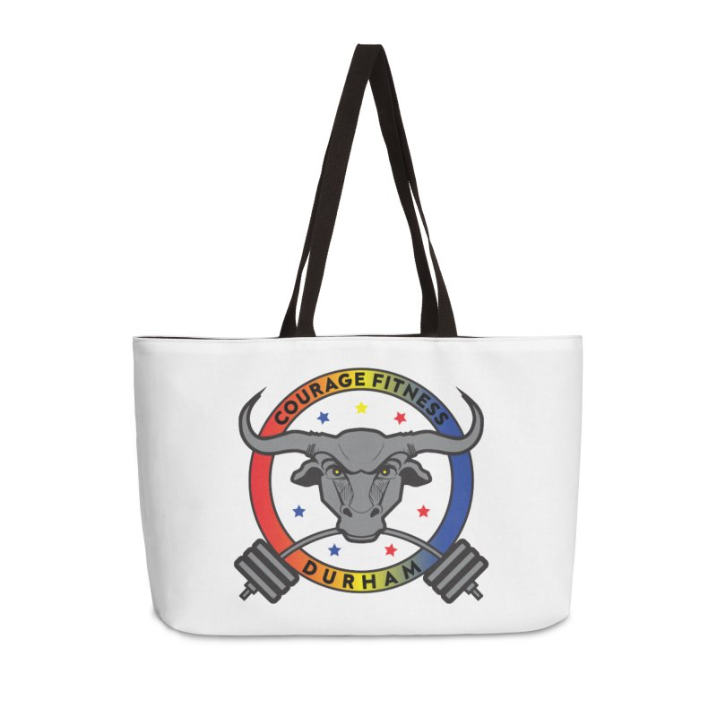 Courage Fitness Durham Color Accessories Bag by Courage Fitness Durham