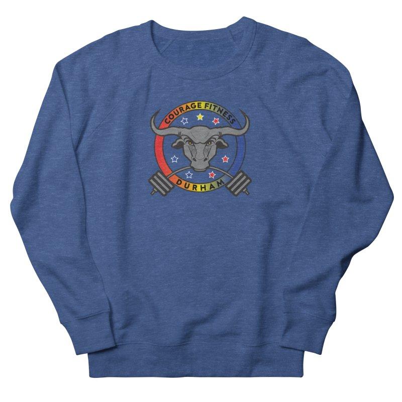 Courage Fitness Durham Color Men's Sweatshirt by Courage Fitness Durham