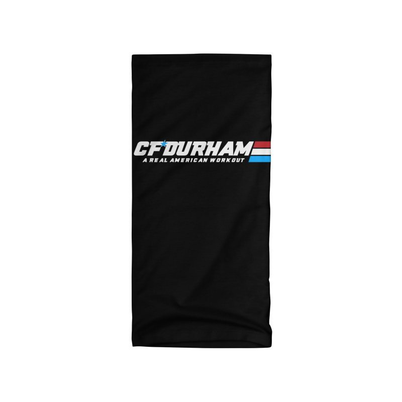 Real American Workout Accessories Neck Gaiter by Courage Fitness Durham