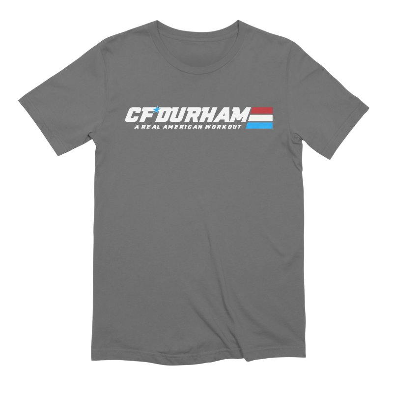 Men's None by Courage Fitness Durham
