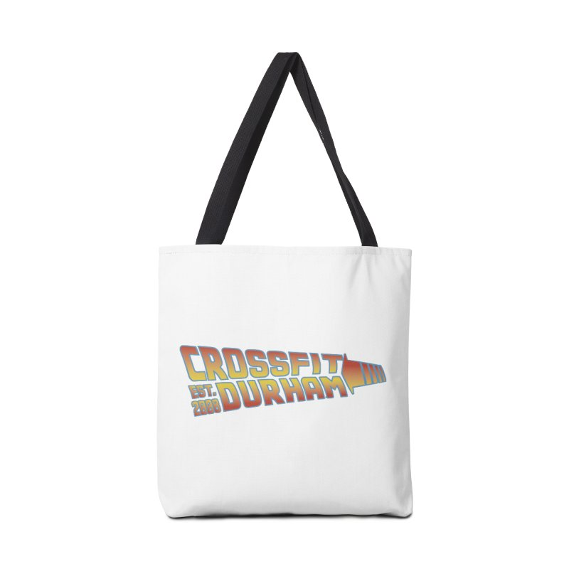 Back To The Future Accessories Tote Bag Bag by CrossFit Durham