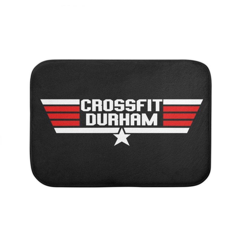 Top Gun Home Bath Mat by CrossFit Durham