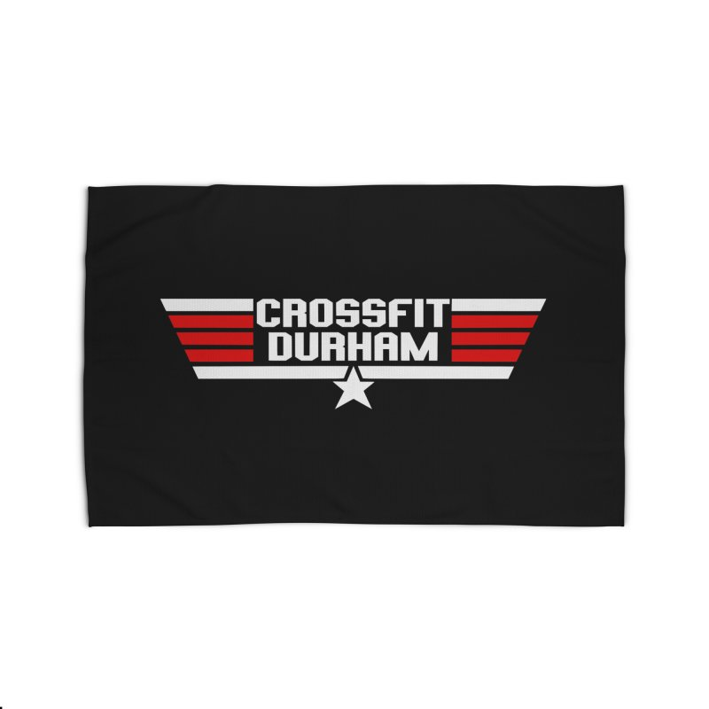 Top Gun Home Rug by CrossFit Durham