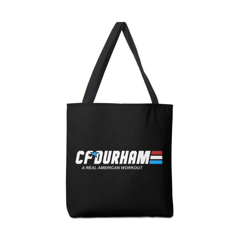 GI Joe Accessories Bag by Courage Fitness Durham