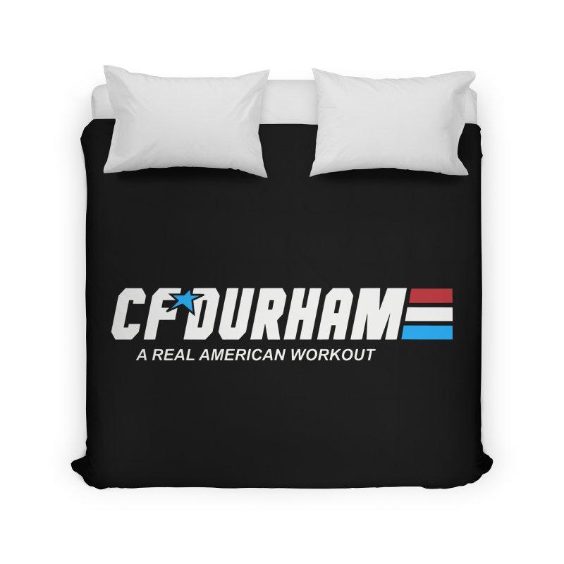 GI Joe Home Duvet by Courage Fitness Durham