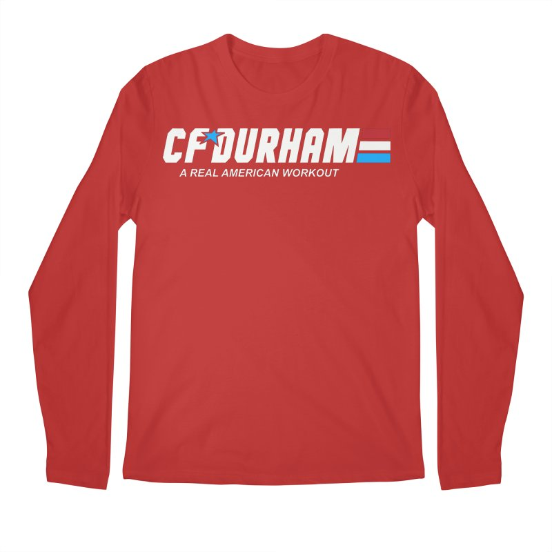 GI Joe Men's Regular Longsleeve T-Shirt by CrossFit Durham