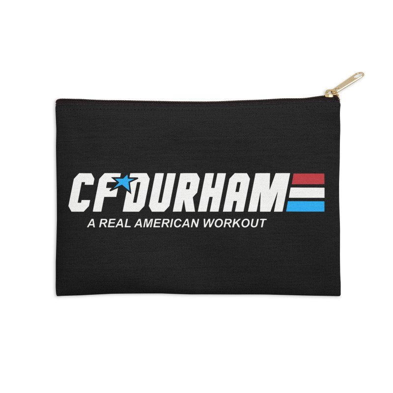 GI Joe Accessories Zip Pouch by CrossFit Durham