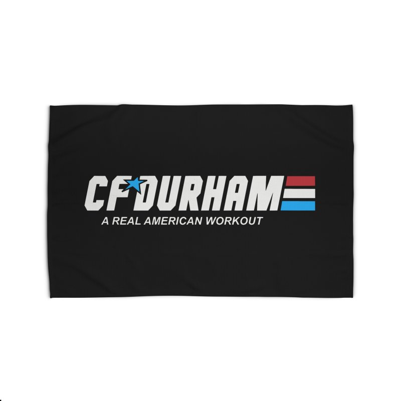 GI Joe Home Rug by CrossFit Durham