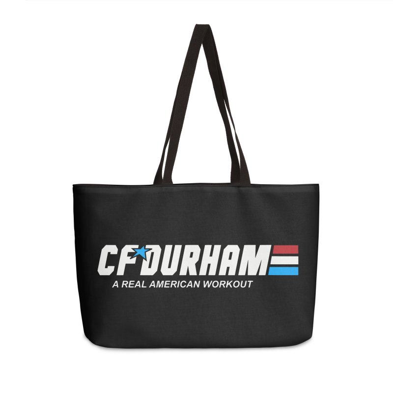 GI Joe Accessories Weekender Bag Bag by CrossFit Durham