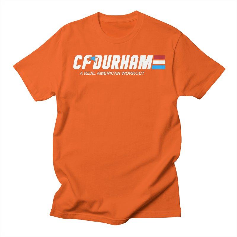GI Joe Men's T-Shirt by CrossFit Durham