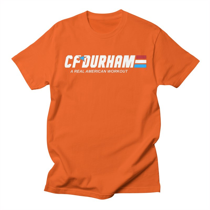 GI Joe Men's T-Shirt by Courage Fitness Durham