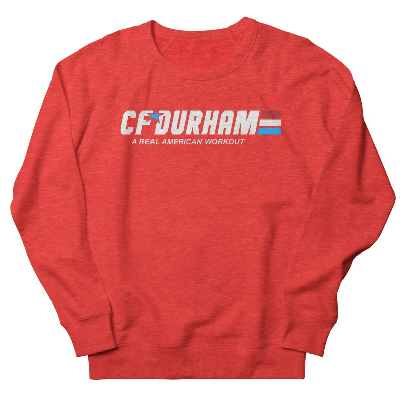 GI Joe Men's Sweatshirt by Courage Fitness Durham